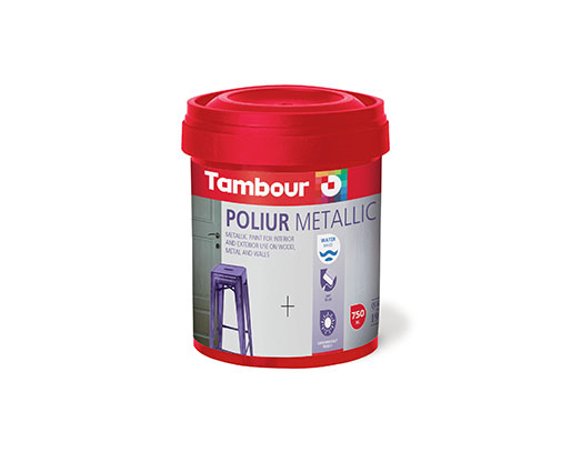 Poliur Metallic