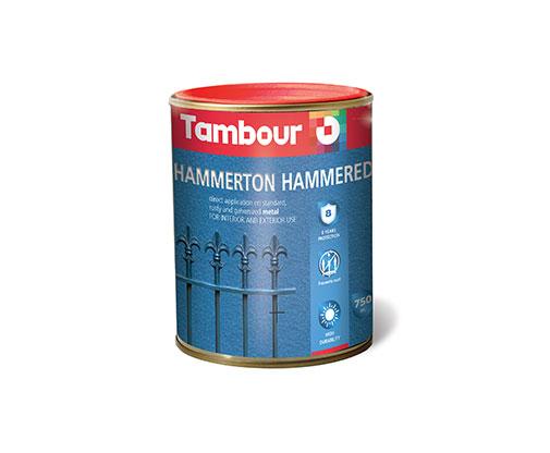 Hammerton hammered-silk