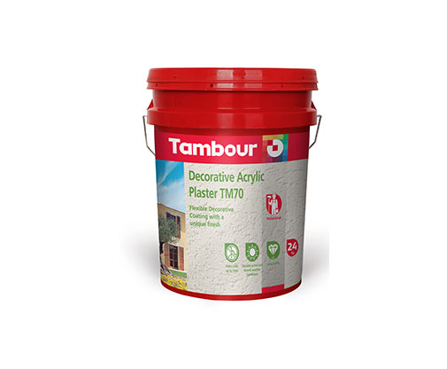 Acrylic Plaster TM 70