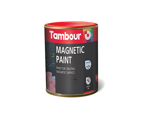 Magnetic Paint
